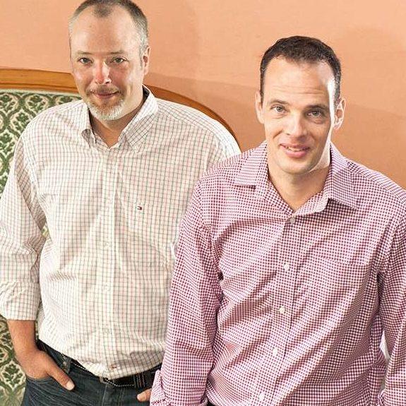 Silvio und Patrik Erne